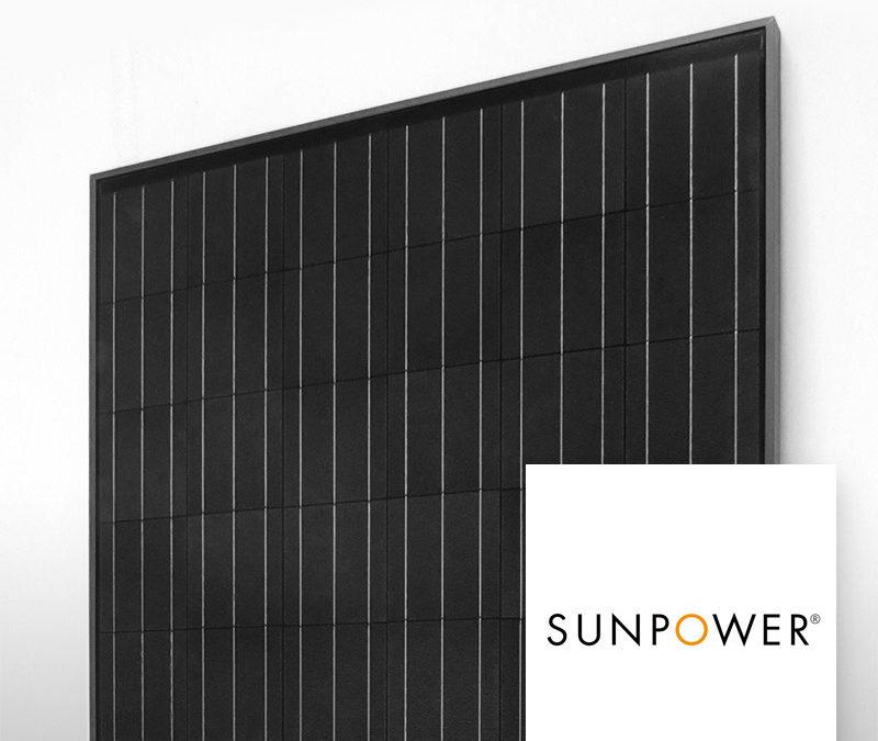 Module SunPower Série X : X22-360