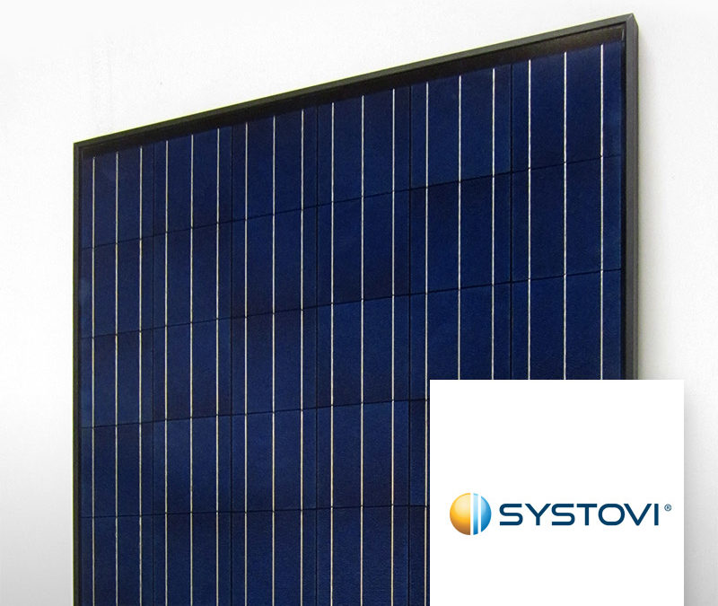 Module Systovi Dark Blue 260Wc