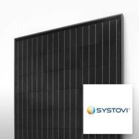 Module Systovi Full Black 300Wc