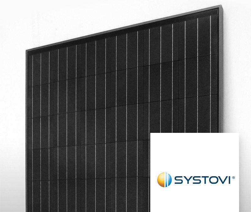 Module Systovi Full Black 300Wc