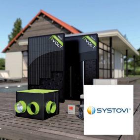 Application Solaire aérovoltaïque