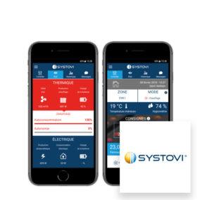 Systovi – Régulation et monitoring de l'énergie
